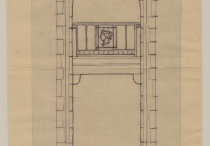 West Staircase Balcony