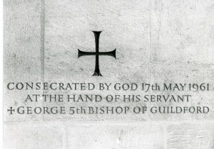 Cross of Consecration
