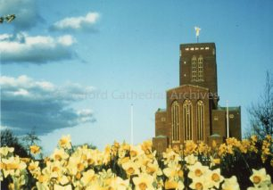Cathedral in Springtime
