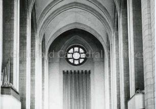 The chancel and choir