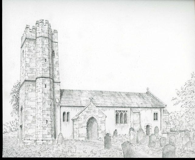 St. Peter, Buckland in the Moor, Devon