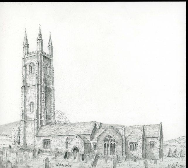 St. Pancras, Widecombe in the Moor, Devon.