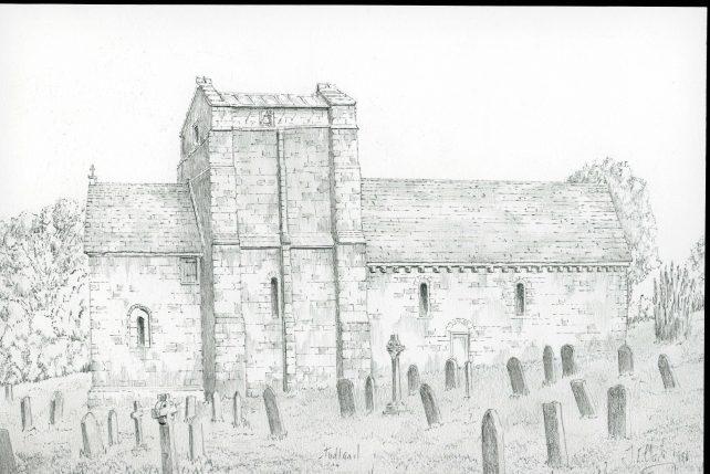St. Nicholas, Studland, Dorset.