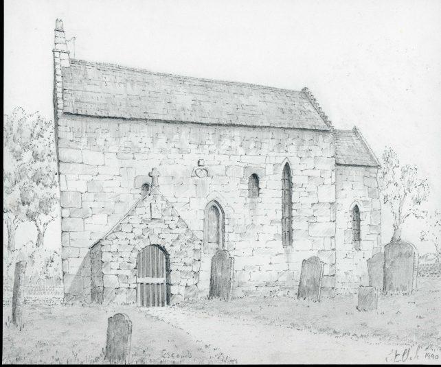 St. John the Evangelist, Escomb, Co. Durham.