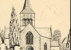 All Saints, East Meon, Hampshire