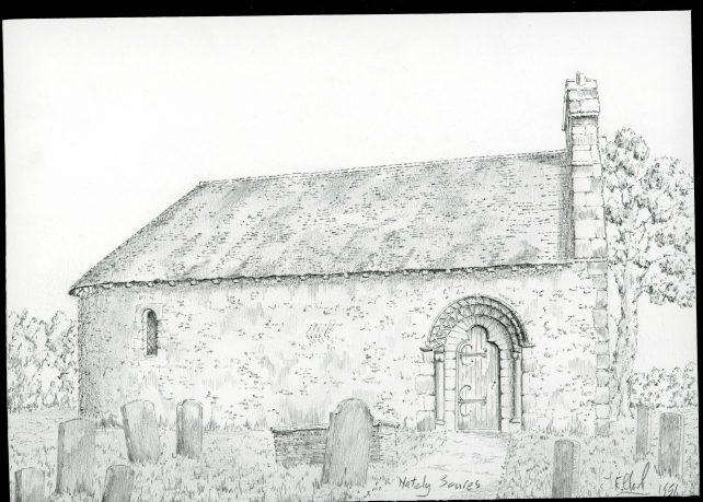 St Swithin, Nately Scures, Hampshire.