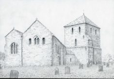 St. Michael, Garway, Herefordshire