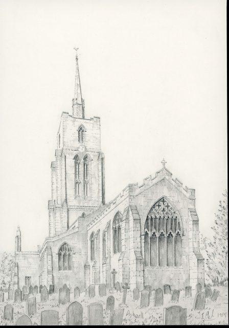 St Mary, Ashwell, Hertfordshire