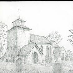 St. John the Evangelist, Wotton, Surrey