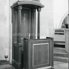 The Dean's Stall