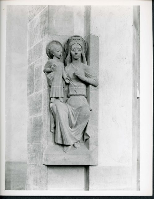 Madonna and Child by John Cobbett