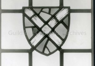 Courage (or Scotsman's) Window - lower left panel