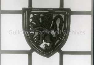 Courage (or Scotsman's) Window - lower right panel