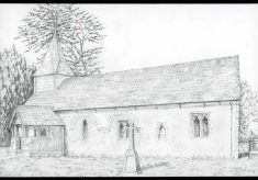 All Saints, Little Bookham, Surrey