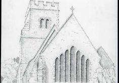 All Saints, Ockham, Surrey