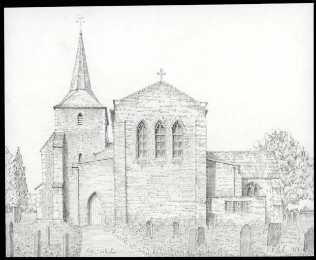 St. John the Evangelist, Old Coulsdon, Surrey