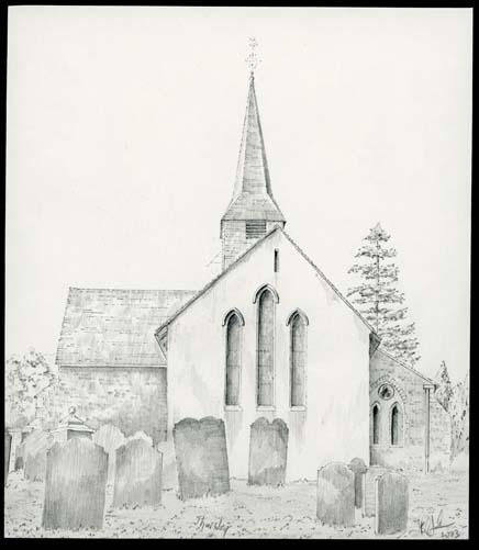 St. Michael, Thursley, Surrey