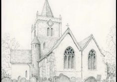All Saints, Witley, Surrey
