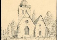 St. Peter & St. Paul Old Church, Albury, Surrey
