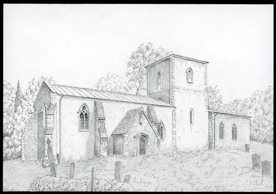 St. Mary, Radnage, Buckinghamshire