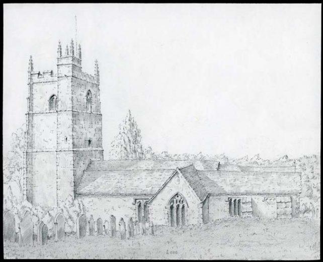 St. Keyne and St. Martin, St. Martin-by-Looe, Cornwall