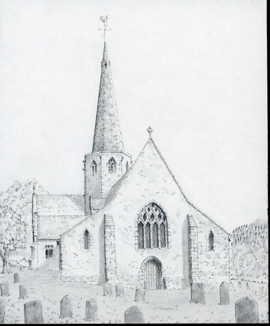 St Nicholas, Monmouthshire. Grosmont