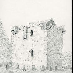 Vicar's Pele, Corbridge. Northumberland.